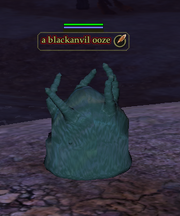 A blackanvil ooze