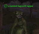 A tainted Sapswill tapper