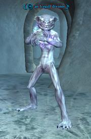 An Icegill diviner