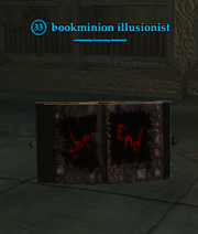 Bookminion illusionist