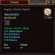 Sagely Ghost's Spirit