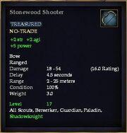 Stonewood Shooter
