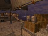 A Samiel Pirate Ship