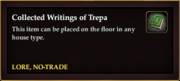 Collected Writings of Trepa