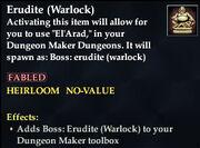 Erudite (Warlock)