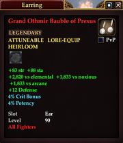 Grand Othmir Bauble of Prexus