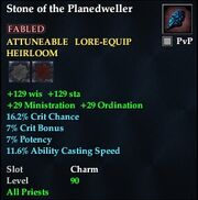 Stone of the Planedweller