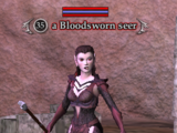 A Bloodsworn seer (The Tombs of Night: Retribution)