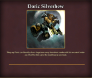 Agent Doric Silverhew AgentCollection