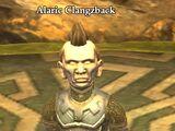 Alaric Clangzback