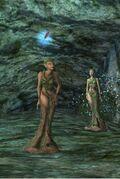 Antonica dryad grotto