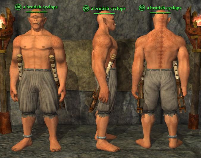 Cyclops (Monk) | EverQuest 2 Wiki | FANDOM powered by Wikia