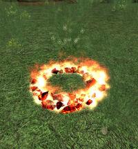 Fiery Magician (Master)