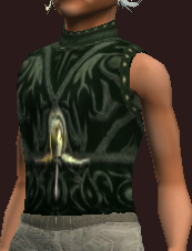 Forest Vest of the Far Seas Traders (Equipped)