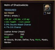 Helm of Shadowkicks