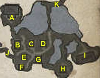 Cristanos Plaza Map