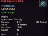 Half-Digested Dirk