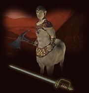 Lore and Legend Centaur