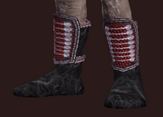 Ascendant's Foot Wraps (Equipped)