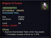 Enigma of Tunare