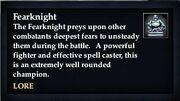 Fearknight