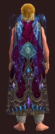 G'Master Jeweler cloak worn