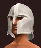 Heroic Cavalier's Helmet (Equipped)