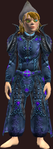 Nexite Studded Robe (Worn)