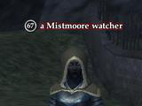 A Mistmoore watcher