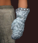 Bandit's Chain Gloves of Agility (Equipped)