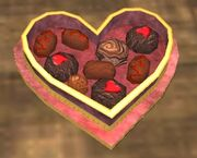 Box of Assorted Chocolates (Visible)