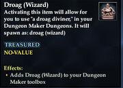 Droag (Wizard)