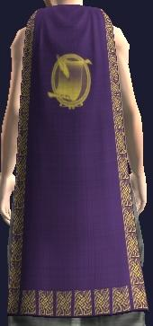 Formal Cloak of the Sage (Equipped)