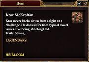 Kror McKroffan