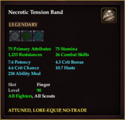 Necrotic Tension Band