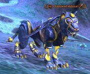 Shadowed Stelecat