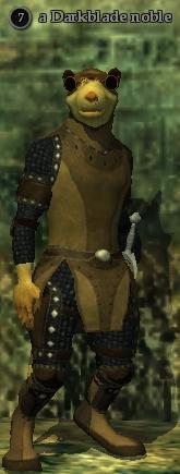 A Darkblade noble (ratonga)