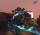 A Tunarian horse sentry