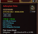 Aetherplate Helm