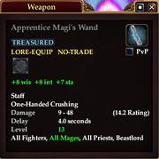 Apprentice Magi's Wand