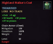 Highland Stalker's Coat