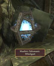 Maelin's Talismanic Whirlgurt