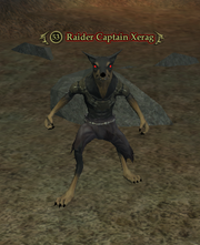 Raider Captain Xerag