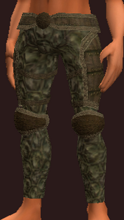 Imbued Dexterous Tanned Pants (Equipped)