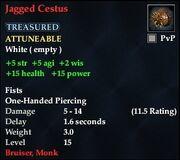 Jagged Cestus