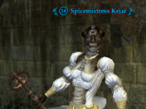 Spicemistress Kejar