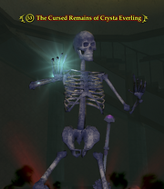 The Cursed Remains of Crysta Everling