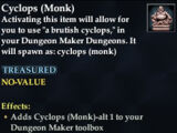Cyclops (Monk)