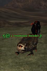 A venomouse breeder