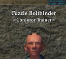 Fuzzle Boltbinder